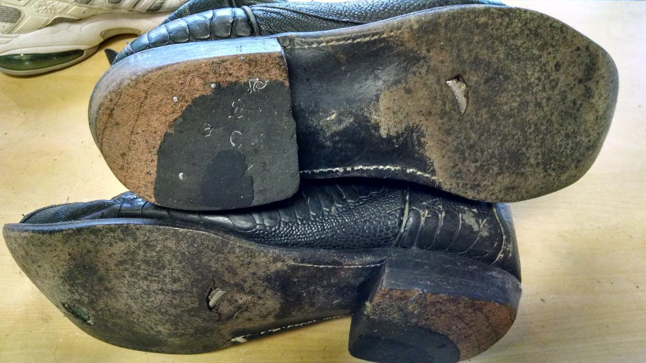 Shoe Repair Lexington